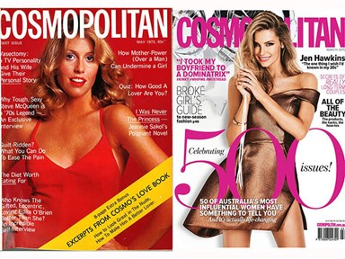 Cosmo cover girls