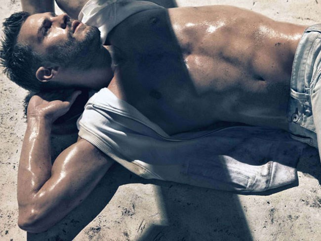 50 of Jamie Dornan's hottest modelling photos
