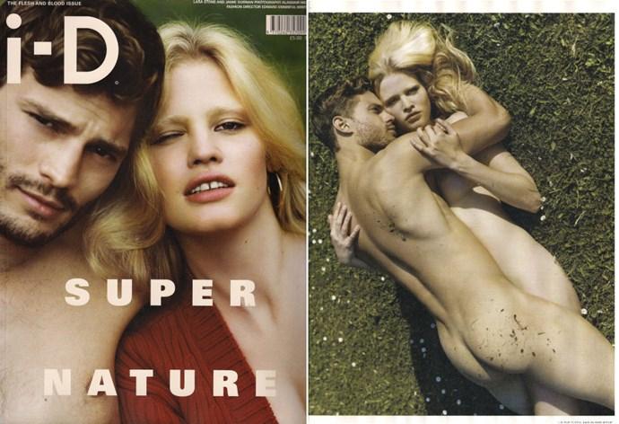 Dornan and his barebutt [for *i-D* magazine](https://i-d.vice.com/en_gb/topic/jamie-dornan), 2009.