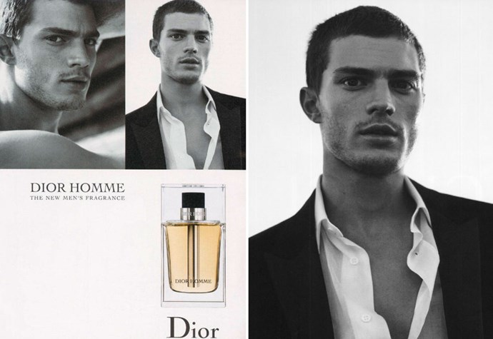 Jamie for Dior Homme, 2004.