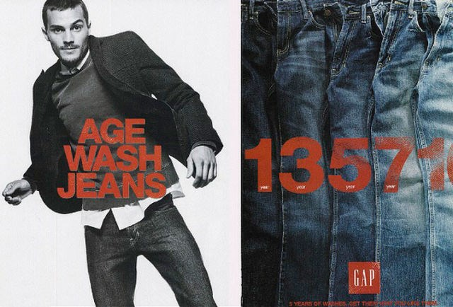 Jumping Jamie for GAP, 2006.