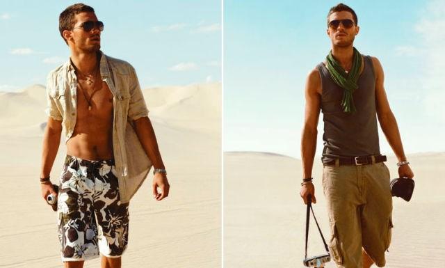 Desert Jamie for H&M, 2006.