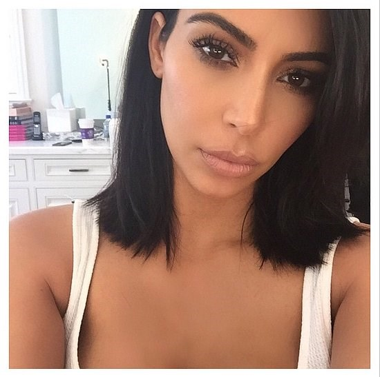 Sure, it's not hard news. But it's a pretty big deal as far as Kimmy K is concerned.