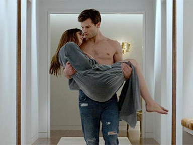 63 things I wrote down while watching Fifty Shades of Grey