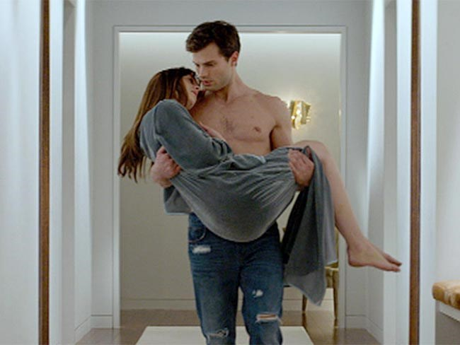 63 things I wrote down while watching Fifty Shades