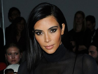 Kim Kardashian reveals her beauty routine