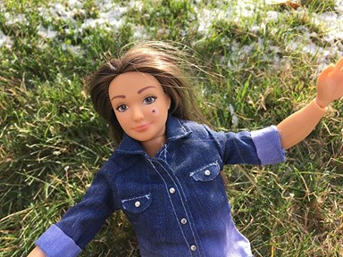 The commercial for 'normal Barbie' is here