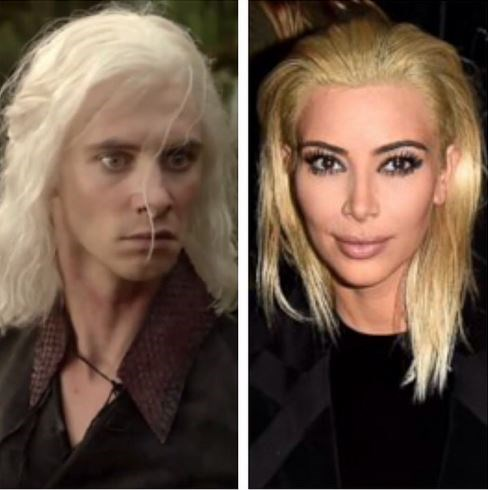 *Keeping Up With The Targaryens* coming to a TV screen near you!
