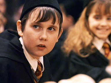 Neville Longbottom is a TOTAL babe now