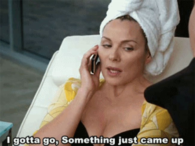 Samantha Jones Sex and the City Life Lessons