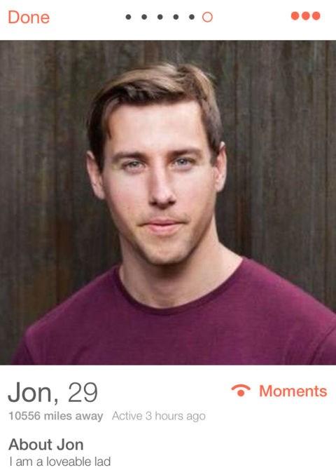 ***JON, 29***   Sydney *I am a loveable lad.*