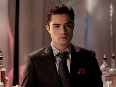 Chuck Bass is back and badder than ever