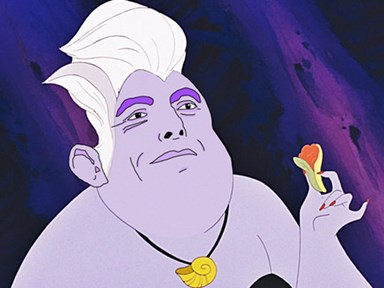 Tony Abbott reimagined as Disney villains