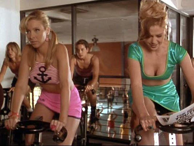 indoor cycling fitness