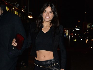 """Michelle Rodriguez says she went on a """"binge"""" after Paul Walker's death"""