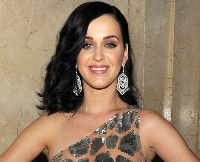 Katy Perry is not new to switching up her hair. She'll often go from black to blue to green and back again. But her latest look is VERY different. Even for her.