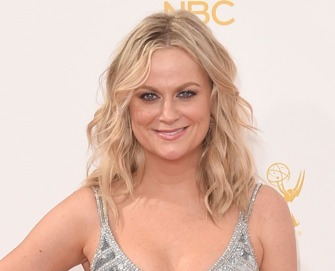 Just when you thought Amy Poehler had mastered those blonde tones for life she makes a DRASTIC change.