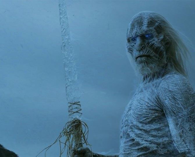**24. This White Walker -**Sexy to someone, somewhere.