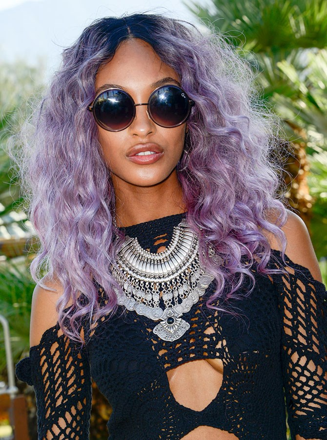 It's all ~LiLaC~. We also NEED to know about her magic hair growth spell.