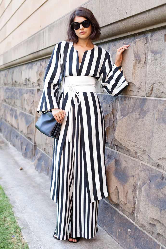 Beetlejuice vibes never looked so good.