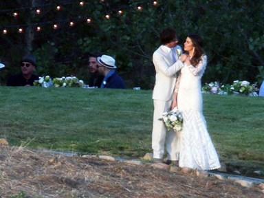 Ian Somerhalder and Nikki Reed are married!