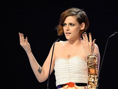 "Kristen Stewart calls out ""disgustingly sexist"" Hollywood"