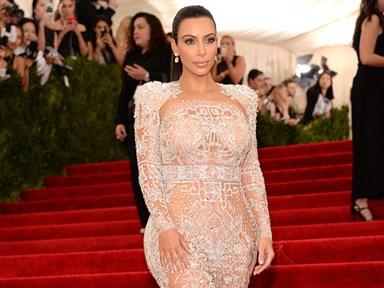 Kim Kardashian clears the air about her Beyoncé dress