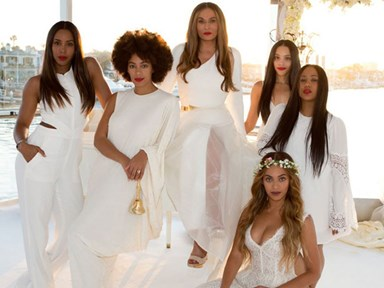 Tina Knowles' open letter to her daughters will bring all the feels