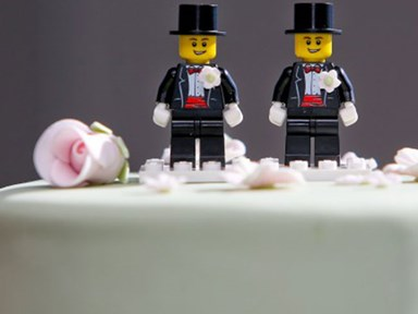 Australia is one step closer to legalising same-sex marriage – woop!