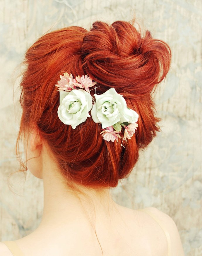 2. Bold and Beautiful *(via Gardens of Whimsy/Etsy)*