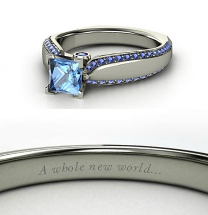 "Magic carpet ride *and* blue topaz stones? Jasmine's got a sweet deal. [SOURCE: Cosmopolitan UK](http://www.cosmopolitan.co.uk/fashion/style/news/a36250/disney-engagement-rings-princess/|target=""_blank"")"