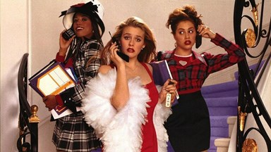 As If! Gwyneth Paltrow and Reese Witherspoon could've starred in Clueless