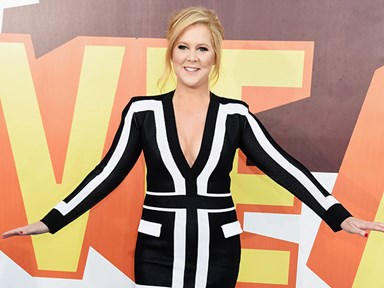 Amy Schumer ate clams and tipped her waiter $500