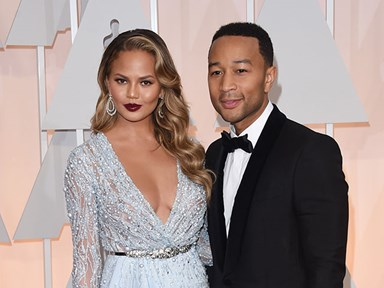 Chrissy Teigen and John Legend have a seriously sweet pad