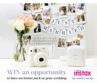 WIN WITH INSTAX