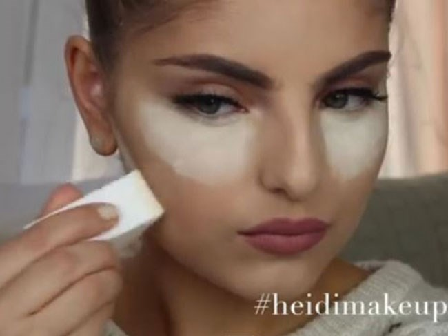 The reason everyone's obsessed with 'baking' their makeup