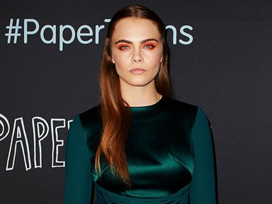 Hey, Tony Abbott, Cara Delevingne has a message for you