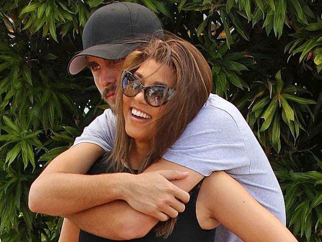 30 photos of Scott Disick and Kourtney Kardashian that will break your heart