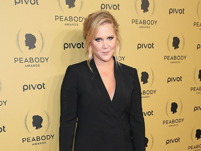 Amy Schumer on oral sex