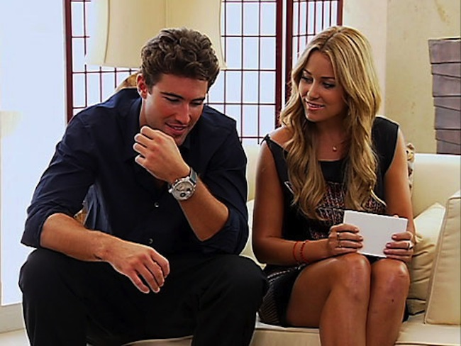 Seems was brody hookup lauren at the end of the hills interesting. You