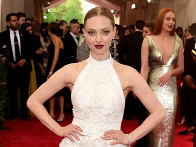 Amanda Seyfried only earned 10% of what her male co-stars made