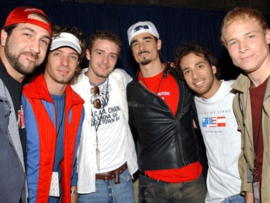 NOT A DRILL: Backstreet Boys and *NSYNC are teaming up to make a zombie movie