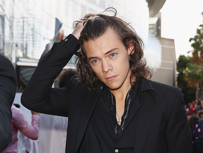 Harry Style's foreskin has sparked a massive debate