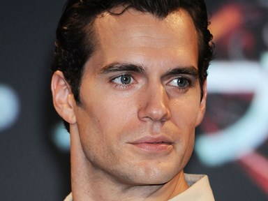 Your boyfriend Henry Cavill is teasing us Fifty Shades style