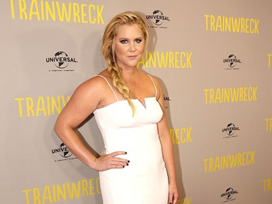 Amy Schumer will not stand for your stupid interview questions