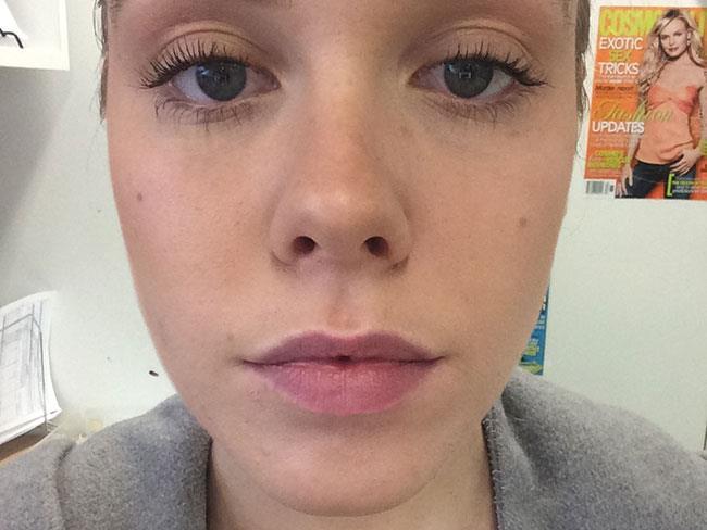 I Had My Lips Tattooed To Make Them Fuller | ELLE Australia