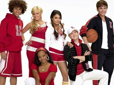 A High School Musical reunion just happened