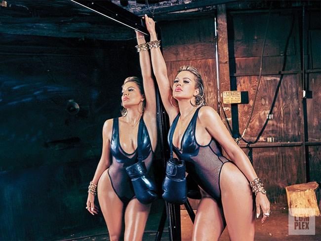 Khloe Kardashian Complex magazine