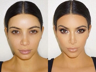 What the world learned from Kim Kardashian's makeup masterclass