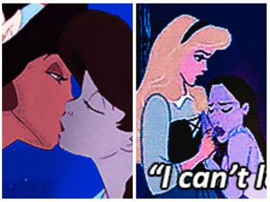 These same sex Disney couples make the film storylines we NEED to see